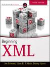 Beginning XML (eBook)