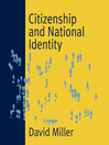 Citizenship and National Identity (eBook)