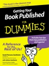 Getting Your Book Published For Dummies (eBook)