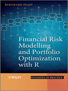 Financial Risk Modelling and Portfolio Optimization with R (eBook)