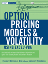 Option Pricing Models and Volatility Using Excel-VBA (eBook)