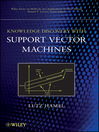 Knowledge Discovery with Support Vector Machines (eBook)