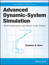 Advanced Dynamic-System Simulation (eBook): Model Replication and Monte Carlo Studies