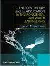 Entropy Theory and its Application in Environmental and Water Engineering (eBook)