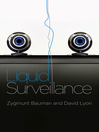 Liquid Surveillance (eBook): A Conversation