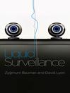 Liquid Surveillance (eBook): A Conversation