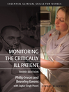 Monitoring the Critically Ill Patient (eBook)