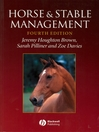 Horse and Stable Management (eBook)