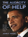 The Audacity of Help (eBook): Obama's Stimulus Plan and the Remaking of America