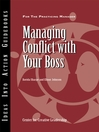 Managing Conflict with Your Boss (eBook)
