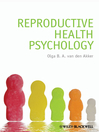 Reproductive Health Psychology (eBook)