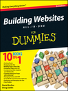 Building Websites All-in-One For Dummies (eBook)