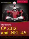 Professional C# 2012 and .NET 4.5 (eBook)