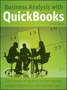 Business Analysis with QuickBooks (eBook)