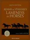 Adams and Stashak's Lameness in Horses (eBook)