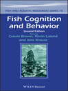Fish Cognition and Behavior (eBook)