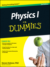 Physics I For Dummies (eBook)