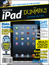 Exploring iPad For Dummies (eBook)