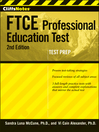 CliffsNotes FTCE Professional Education Test eBook