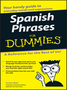 Spanish Phrases For Dummies (eBook)
