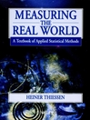 Measuring the Real World (eBook): A Textbook of Applied Statistical Methods