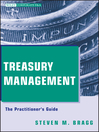 Treasury Management (eBook): The Practitioner's Guide
