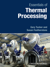 Essentials of Thermal Processing (eBook)