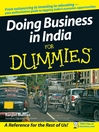 Doing Business in India For Dummies (eBook)