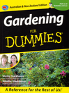 Gardening For Dummies (eBook)