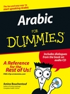 Arabic For Dummies (eBook)