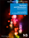 Nutrition and Metabolism (eBook)