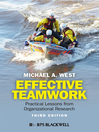 Effective Teamwork (eBook): Practical Lessons from Organizational Research