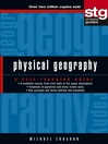 Physical Geography (eBook): A Self-Teaching Guide