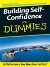 Building Self-Confidence for Dummies (eBook)