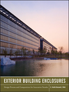 Exterior Building Enclosures (eBook): Design Process and Composition for Innovative Facades