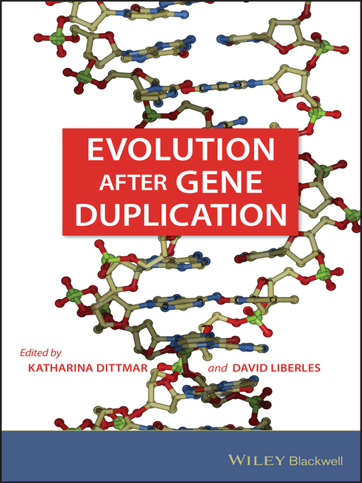 Evolution after Gene Duplication (eBook)