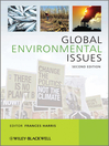 Global Environmental Issues (eBook)
