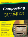 Composting For Dummies (eBook)