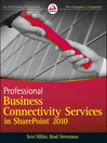 Professional Business Connectivity Services in SharePoint 2010 (eBook)