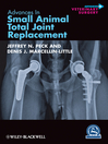 Advances in Small Animal Total Joint Replacement (eBook)