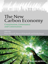 The New Carbon Economy (eBook): Constitution, Governance and Contestation