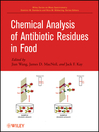 Chemical Analysis of Antibiotic Residues in Food (eBook)