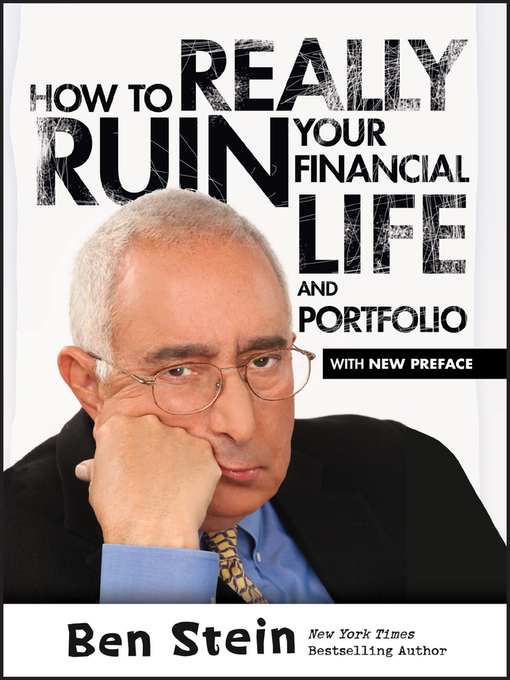 How to Really Ruin Your Financial Life and Portfolio (eBook)