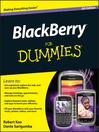 BlackBerry For Dummies (eBook)