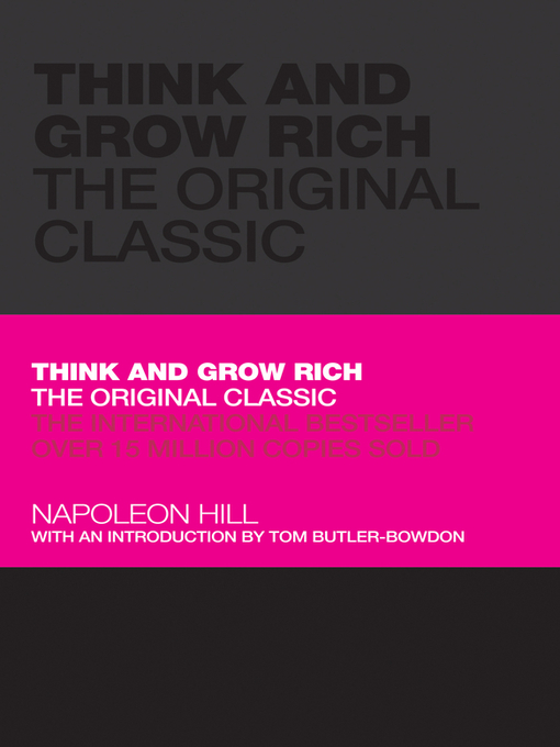 Think and Grow Rich (eBook): The Original Classic