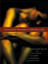 Personality Disorders in Modern Life (eBook)