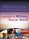 Handbook of Military Social Work (eBook)
