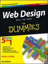 Web Design All-in-One For Dummies (eBook)
