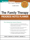 The Family Therapy Progress Notes Planner (eBook)