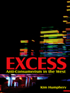Excess (eBook): Anti-consumerism in the West